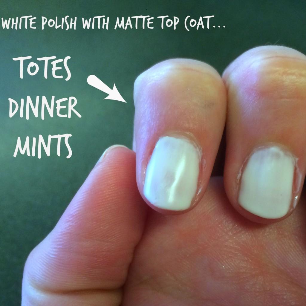 dinner mints