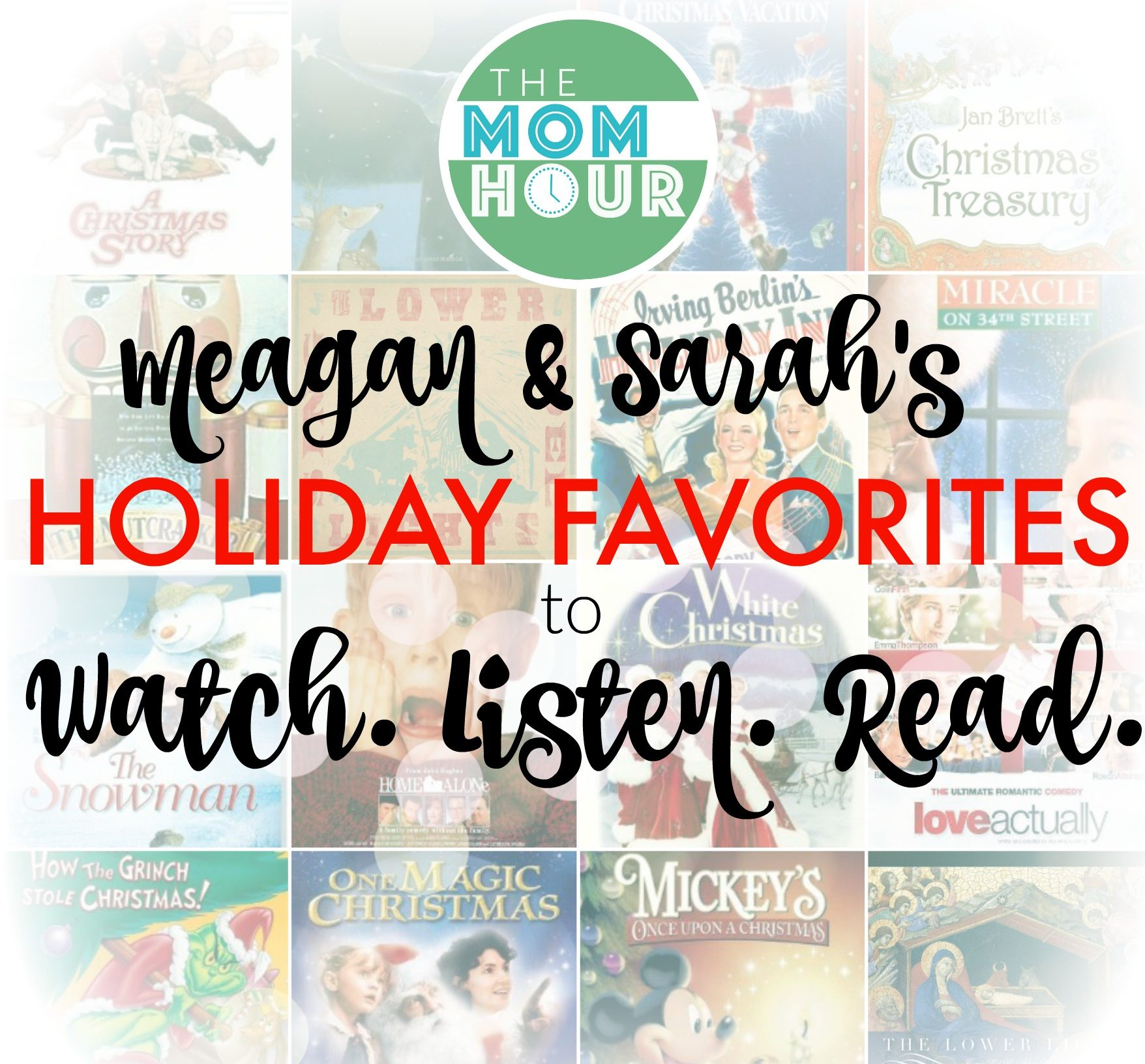 Holiday Favorites from The Mom Hour