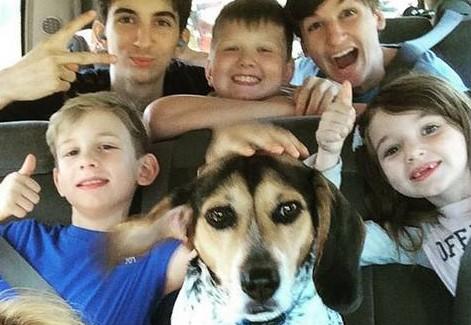 5 Dodson Kids