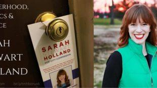 The Mom Hour Bonus Interview Sarah Stewart Holland