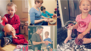 Kids in the Kitchen The Mom Hour Podcast