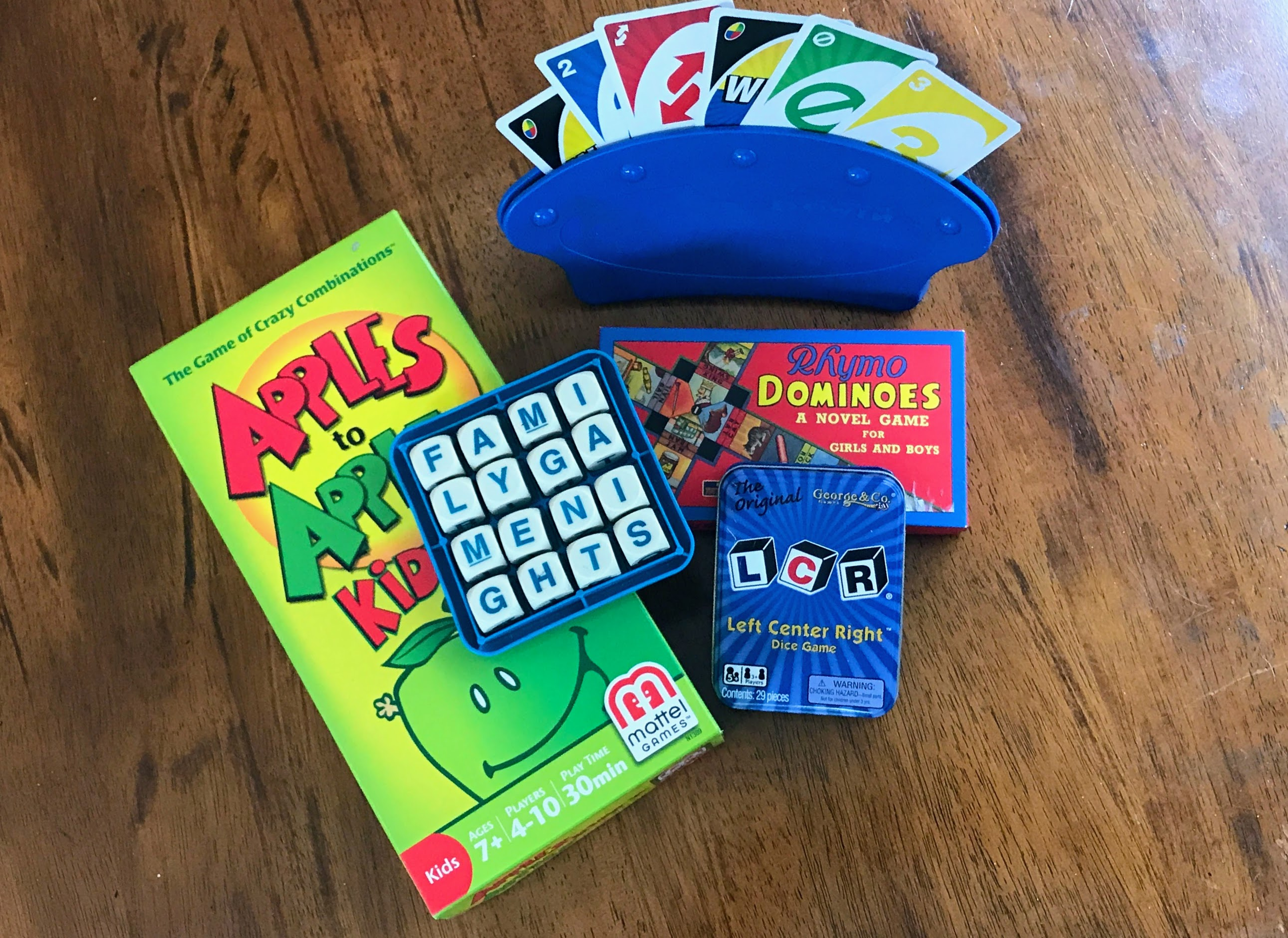 Tips for playing board games with kids
