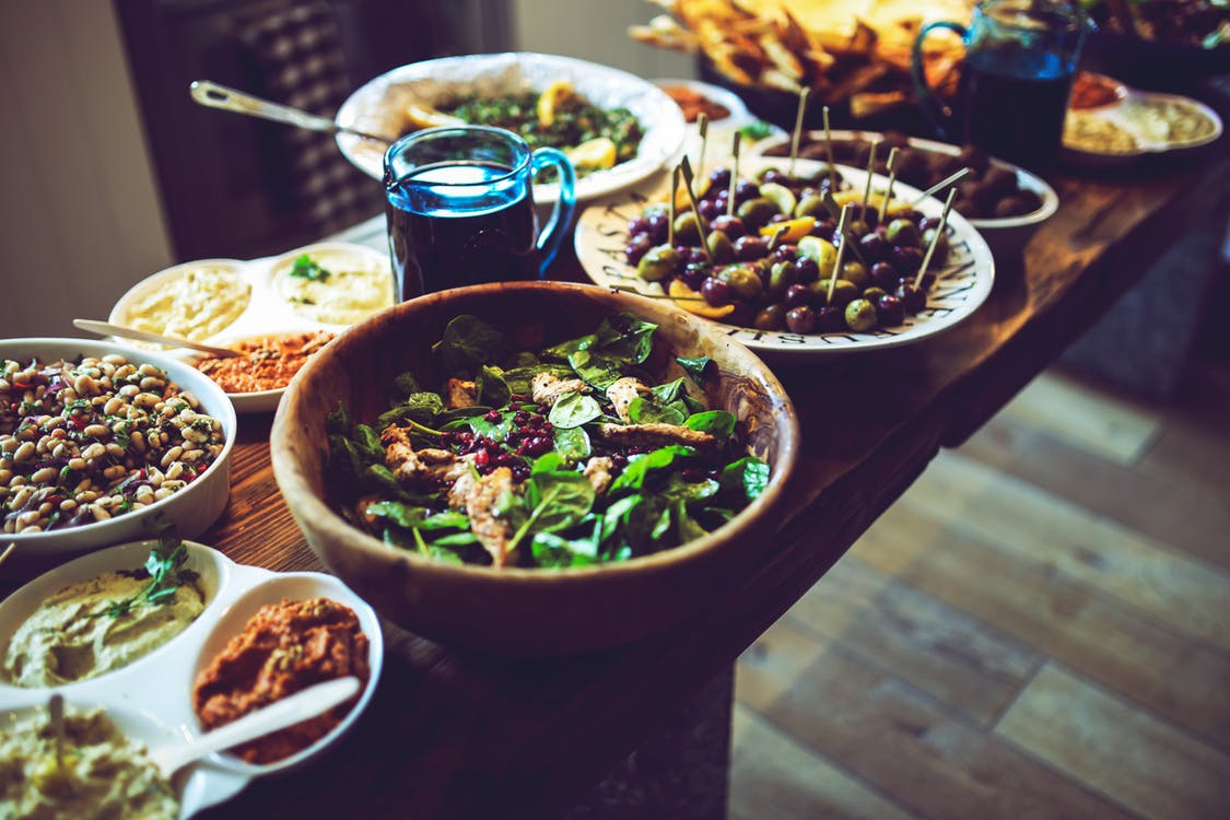 food-salad-healthy-vegetables-thanksgiving