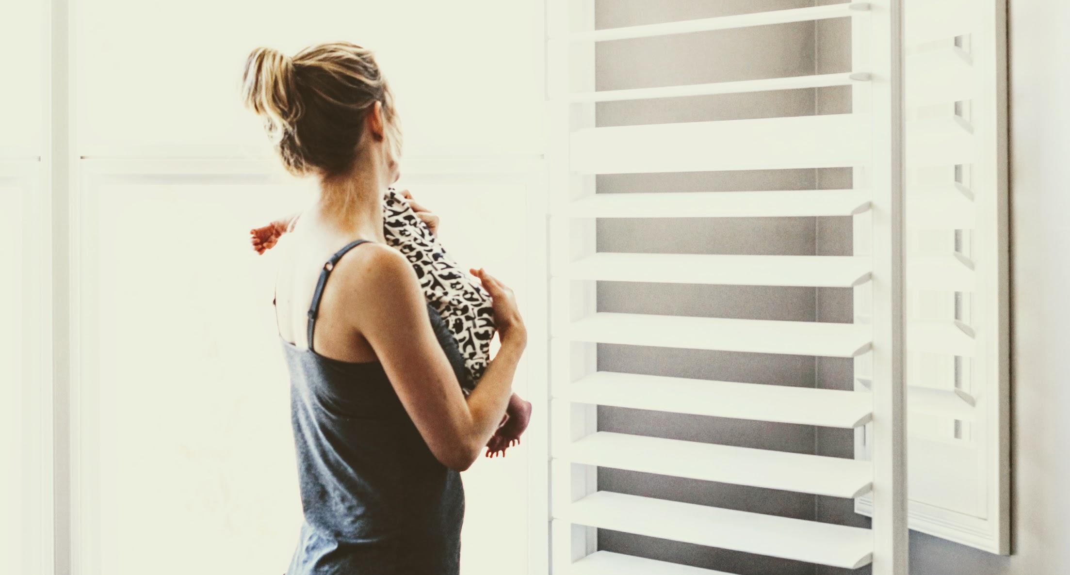Newborn Attachment The Mom Hour Podcast