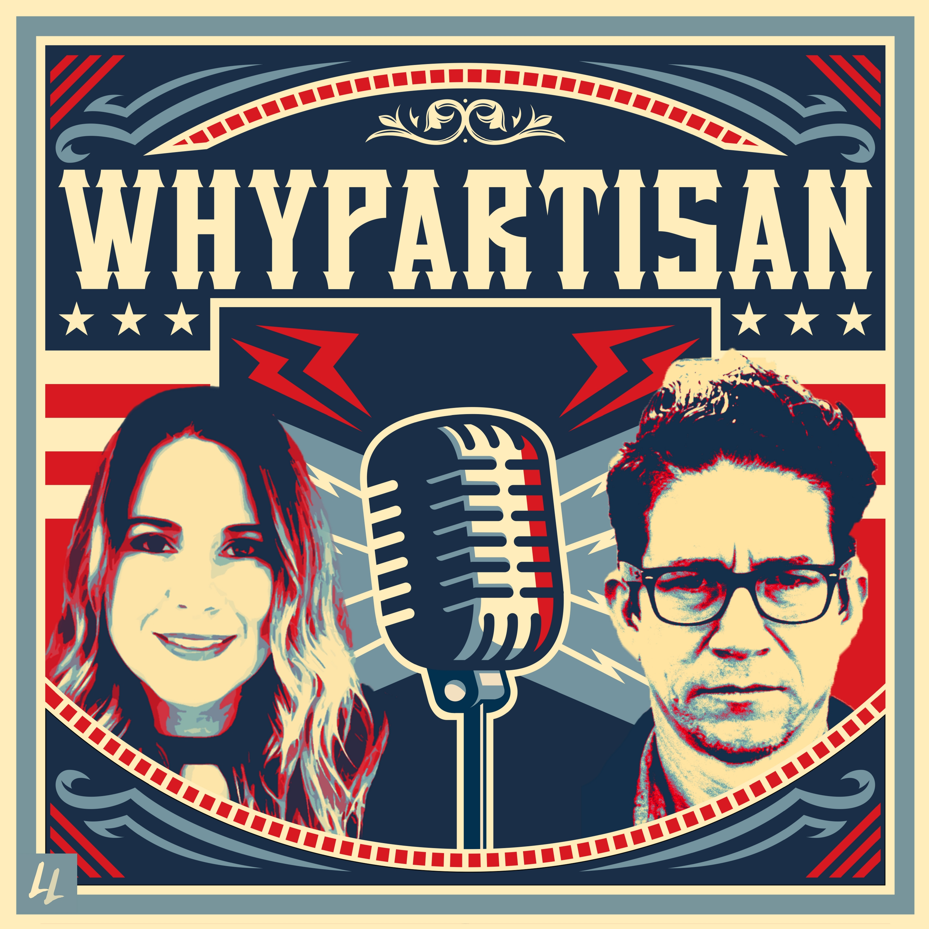 WhyPartisan with Kristen Howerton & Paul Martin